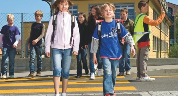 Bienne refuse le plan de mobilité scolaire
