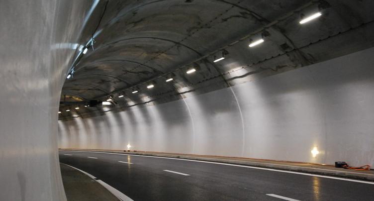 Carambolage dans les tunnels sous Neuchâtel