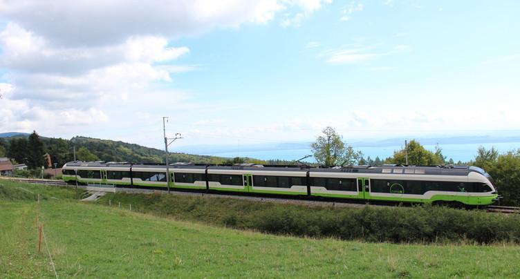 Perturbation levée entre Neuchâtel et La Chaux-de-Fonds