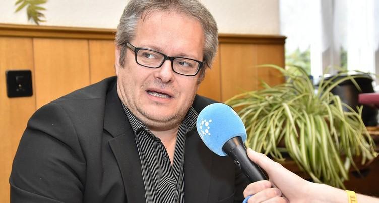 Raoul Jaeggi quitte le PDC