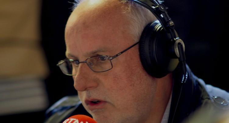 Didier Berberat reconduit au sein du Conseil de l'Université