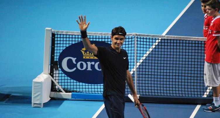 Triomphe de Roger Federer à Halle