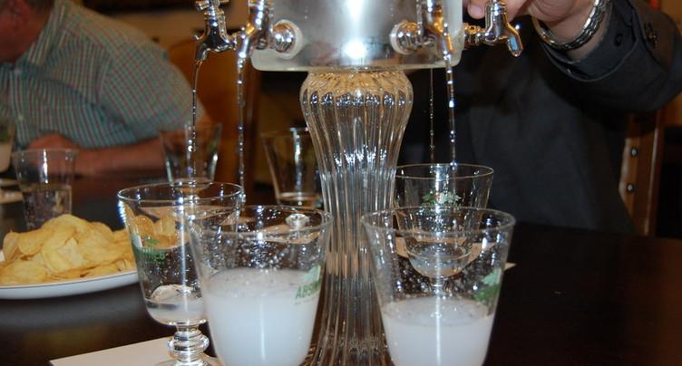 L'absinthe sous les projecteurs