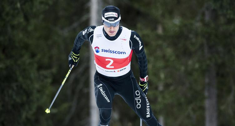 Quatrième succès pour un Cologna impérial au Tour de ski