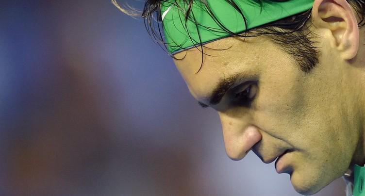 Roger Federer (r)assure