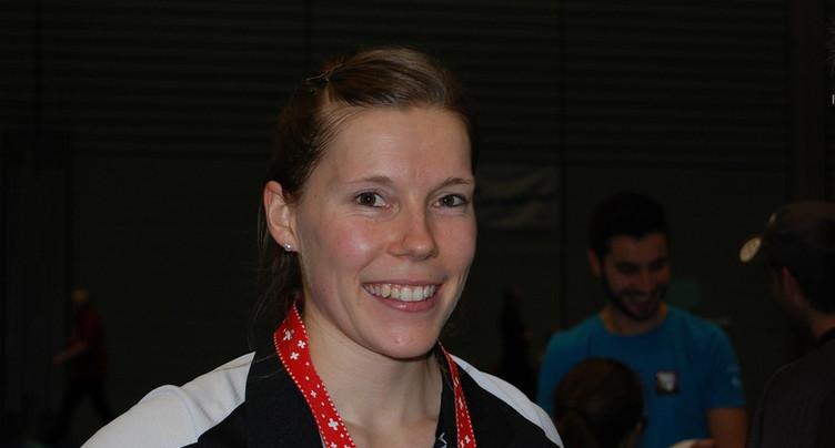 Sabrina Jaquet en bronze