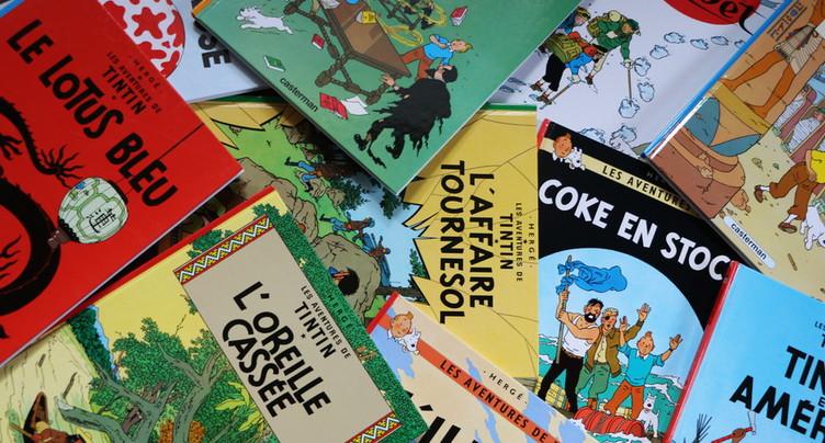 Tintin: nonagénaire et pas une ride!