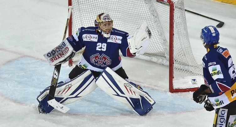 Simon Rytz quitte le HC Bienne