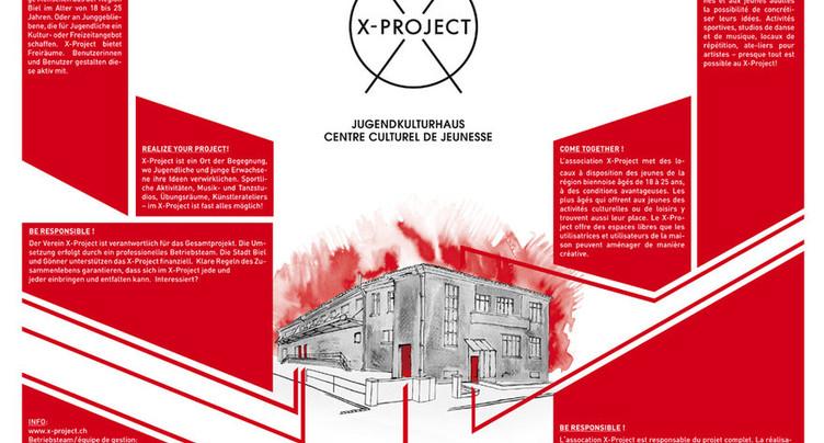 Soutien au X-Project