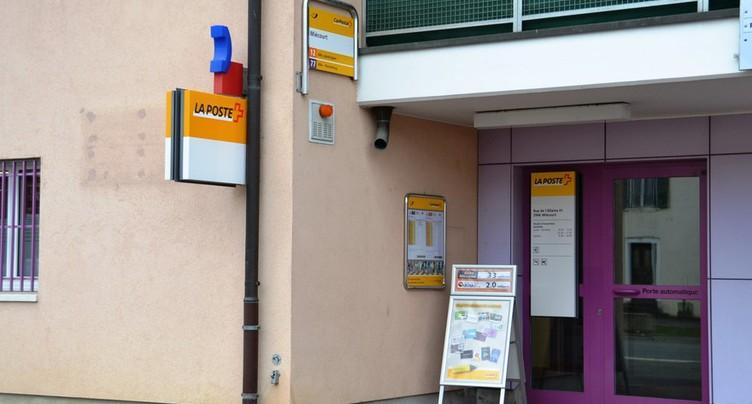 L'avenir de La Poste discuté à Saignelégier