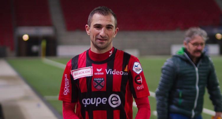 Marco Delley revient à Xamax