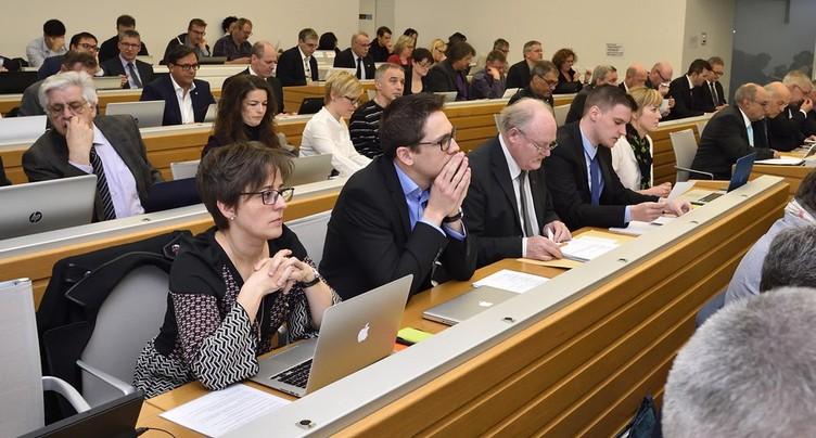 Claude Mertenat quitte le Parlement jurassien