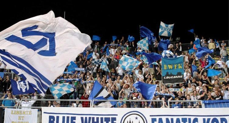 Le Lausanne-Sport relégué