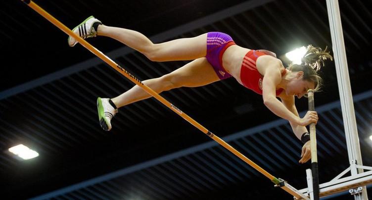 Dans l'histoire de l'athlétisme suisse