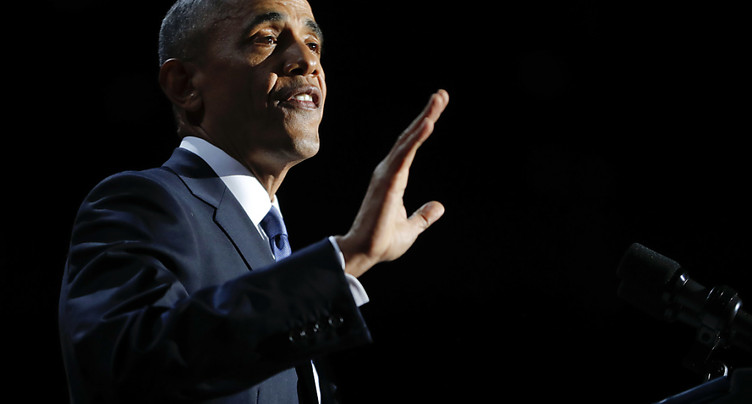 « Yes we did », conclut Obama à Chicago