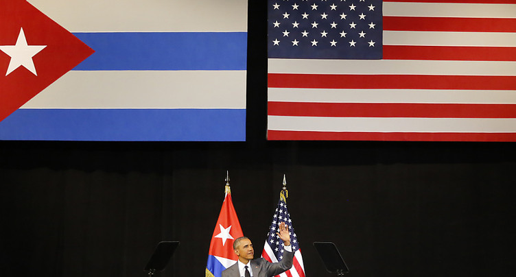 Obama met fin au régime spécial d'immigration pour les Cubains
