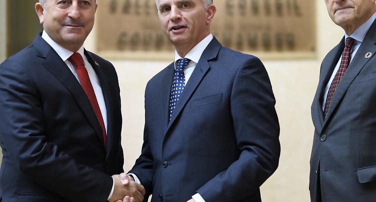 Moscou accepte que Washington participe aux pourparlers à Astana