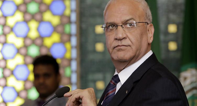 Abbas demande d'empêcher le transfert de l'ambassade des Etats-Unis