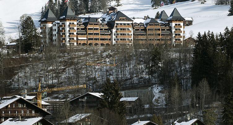 Croissance de 0,5% des nuitées hôtelières en novembre en Suisse