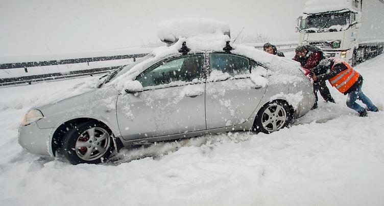 Neige, froid et inondations ont beaucoup sollicité le TCS