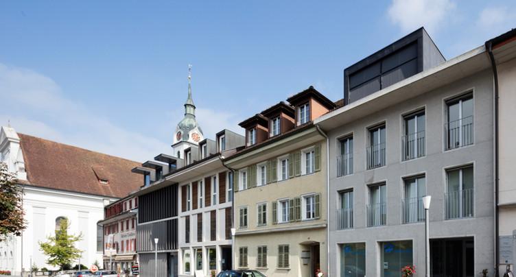 Patrimoine suisse remet le Prix Wakker à la ville de Sempach (LU)