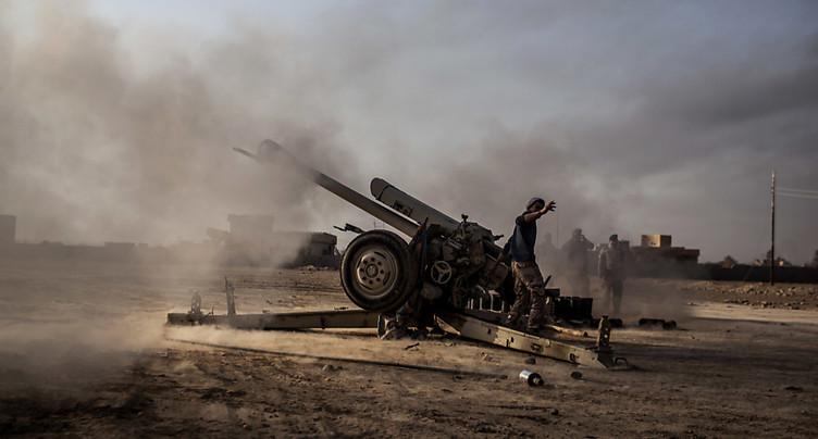 La partie est de Mossoul « libérée », selon l'armée irakienne