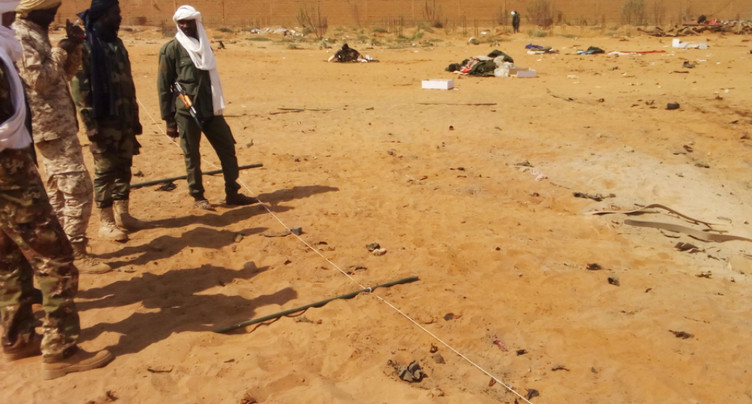 Près de 60 morts dans un attentat à Gao