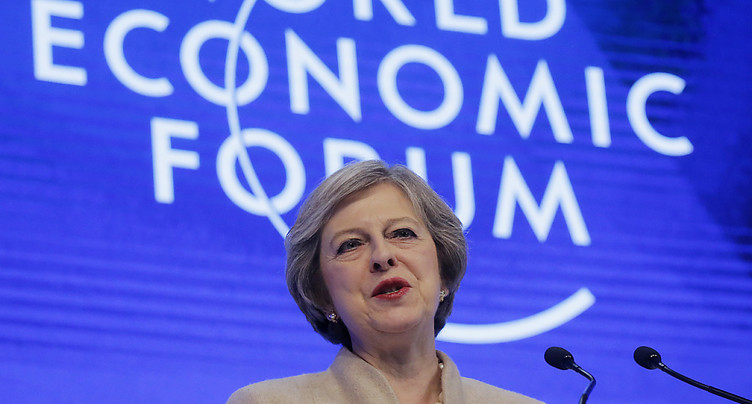 Le Royaume-Uni restera ouvert, affirme Theresa May