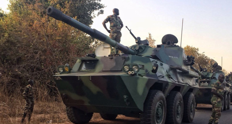 Mission de la Cédéao pour forcer le départ du président Jammeh