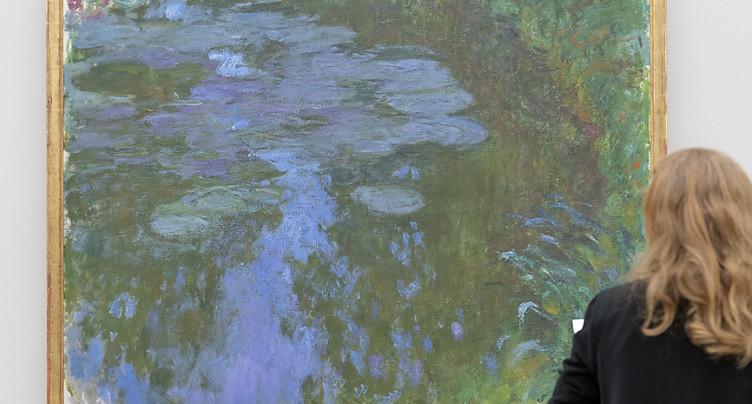 Les mondes picturaux de Monet à la Fondation Beyeler