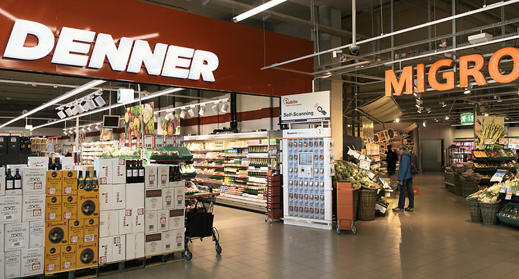 Denner célèbre en 2017 ses cinquante ans d'activité de discounter