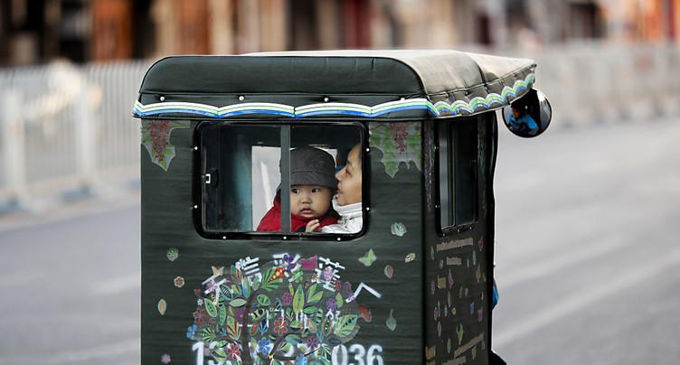Nombre de naissances au plus haut depuis 2000 en Chine