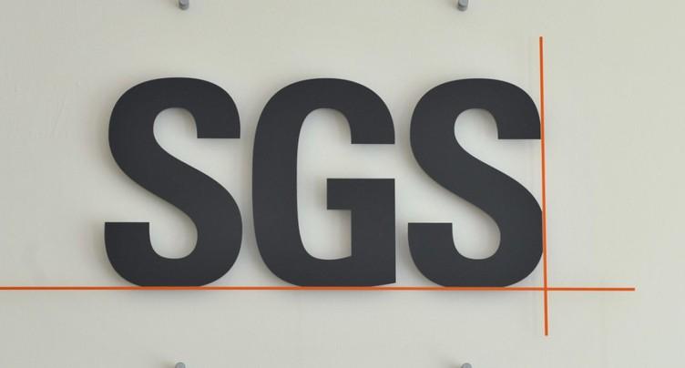 SGS: bénéfice net stable en 2016