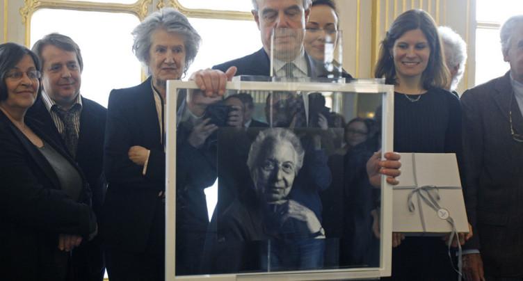 La poétesse lausannoise Anne Perrier est décédée