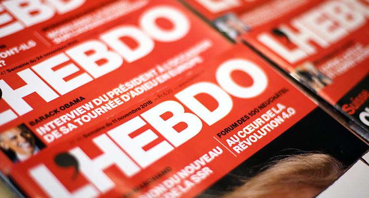 L'Hebdo va cesser de paraître le 2 février prochain
