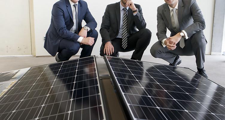 L'Etat de Genève va produire de l'électricité sur ses toits