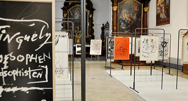 L'hommage à Jean Tinguely en 2016 a attiré en tout 80'000 visiteurs