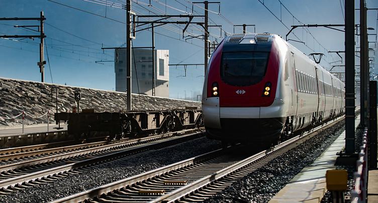 Les CFF présentent leur stratégie 2020 - Capacité du réseau accrue