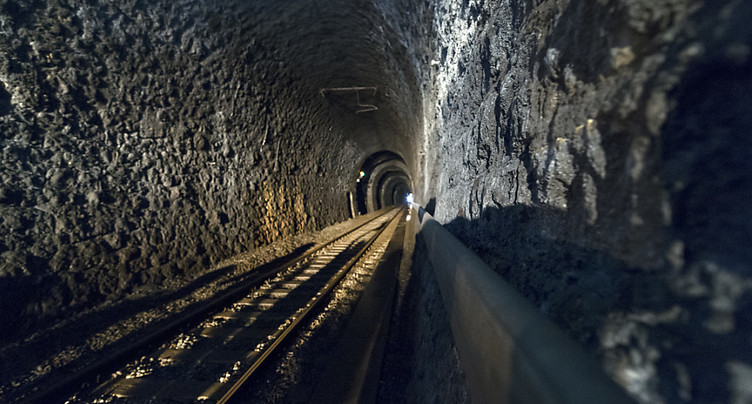 Le tunnel ferroviaire du Weissenstein sera assaini d'ici à 2022