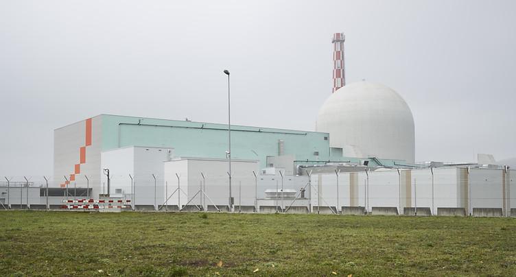 La centrale de Leibstadt restera à l'arrêt plus longtemps que prévu