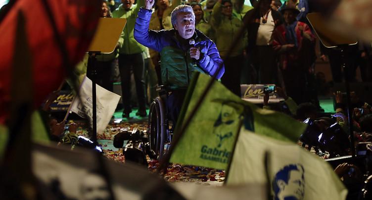 Equateur: Moreno pour la continuité, Lasso contre la corruption