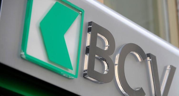 Groupe BCV: le bénéfice net se replie de 8% en 2016