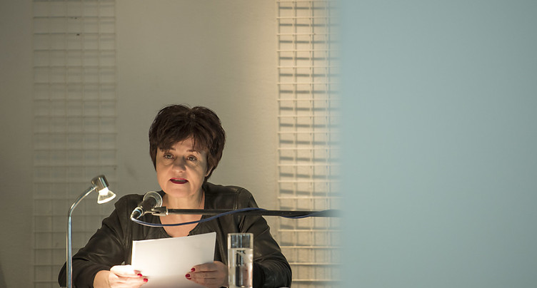Le Grand Prix suisse de littérature décerné à Pascale Kramer
