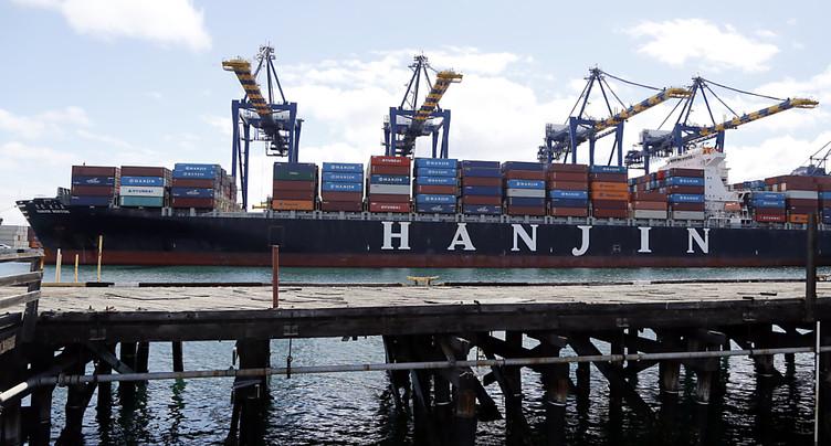 Surendettée, l'armateur sud-coréen Hanjin déclaré en faillite