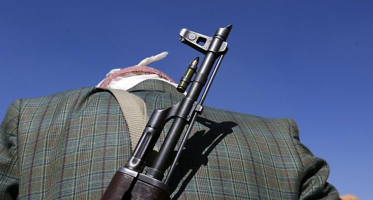 Le commerce d'armes au plus haut depuis la Guerre froide