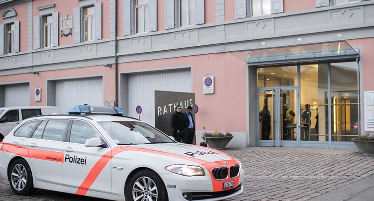 Ouverture du procès d'une organisation criminelle à Kreuzlingen