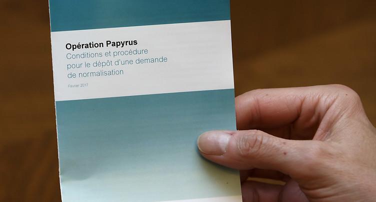 Genève facilite la régularisation des sans-papiers grâce à une opération inédite
