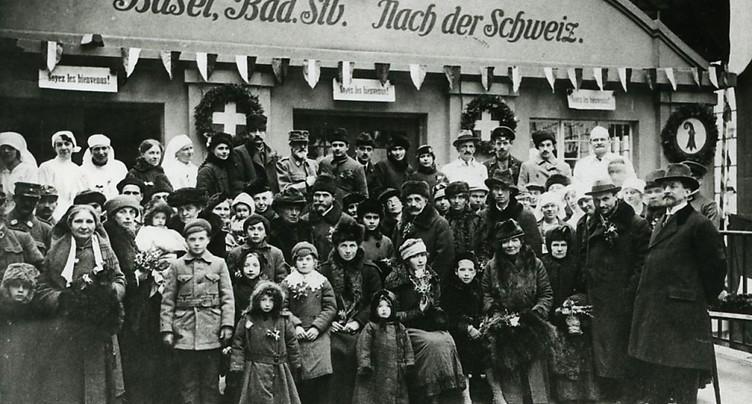 Les « liens » de la Suisse avec la Révolution russe exposés à Zurich
