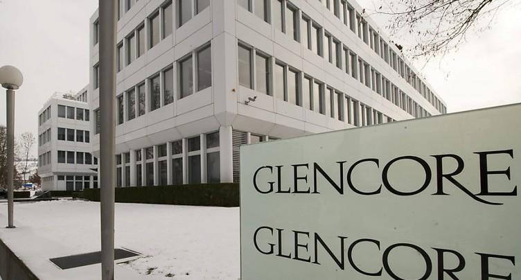 Glencore repasse dans les chiffres noirs en 2016