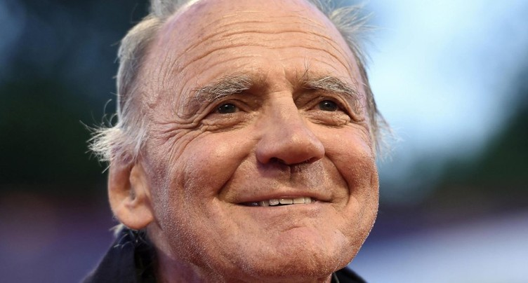 Bruno Ganz est lauréat du Prix d'honneur du cinéma suisse 2017